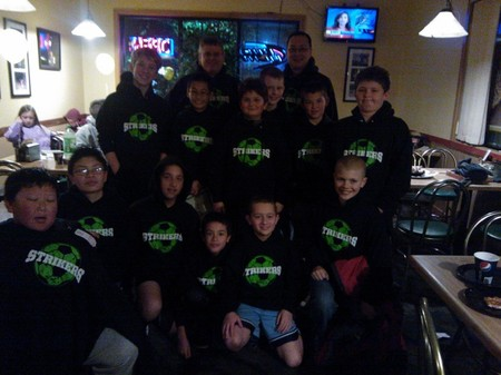 End Of The Season Party   With Hoodies! T-Shirt Photo