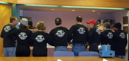 The Other Side T-Shirt Photo