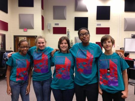Flute Loops T-Shirt Photo