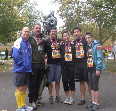 Yrf Marine Corps Marathon Team T-Shirt Photo