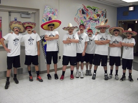The Chicos Dodgeball Champions T-Shirt Photo