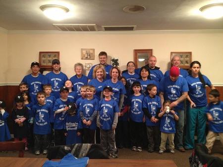 Royal Bombers Party T-Shirt Photo