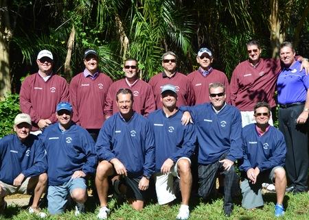 The Teams Prepare For Battle T-Shirt Photo