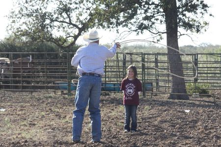 "A True Burns ""Family"" Roping! ;) T-Shirt Photo"