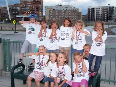 """The Cheetahs"" Soccer Team Gone Wild! T-Shirt Photo"
