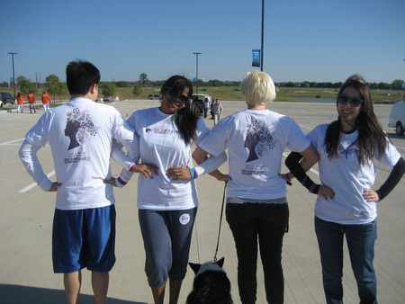 2012 Walk To End Alzheimer's!  T-Shirt Photo