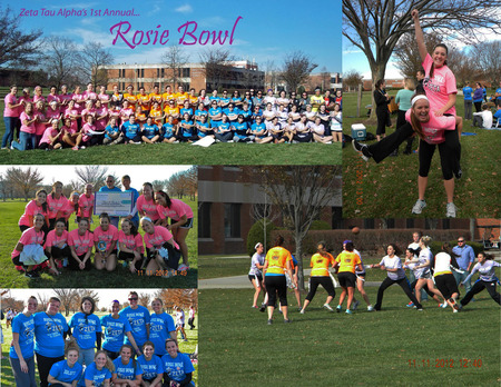 1st Annual Rosie Bowl T-Shirt Photo