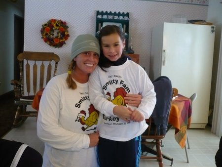 Turkey Trot #1 T-Shirt Photo