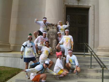 I've Got The Runs Group Shot T-Shirt Photo