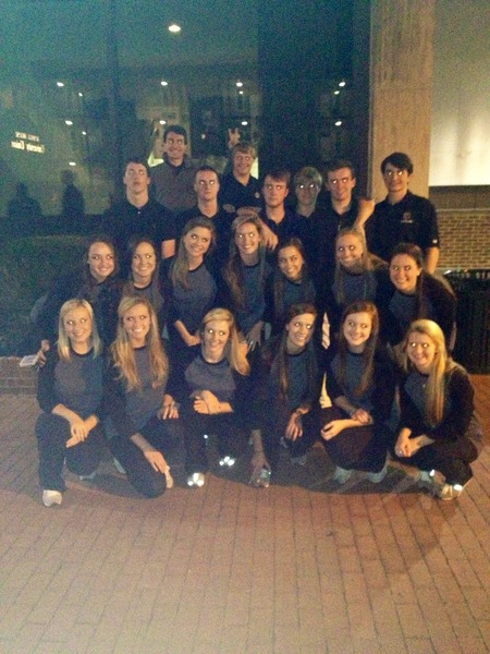 The Best Damn Dance Team Around! Spurs And Struts 2012: We Love You Latty! T-Shirt Photo