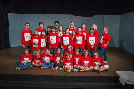 The Best Christmas Pageant Ever Cast T-Shirt Photo