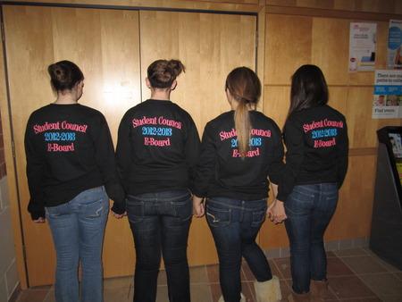 Dhs Student Council T-Shirt Photo