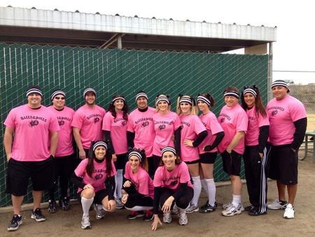 Cbcc Foundation For Community Wellness Kickball Fundraiser T-Shirt Photo