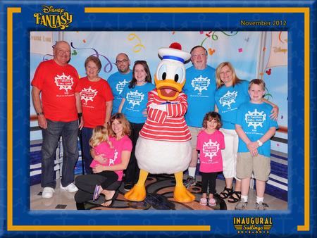 A Fantastical Family Cruise T-Shirt Photo