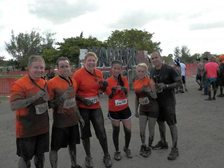 Itms At Warrior Dash T-Shirt Photo