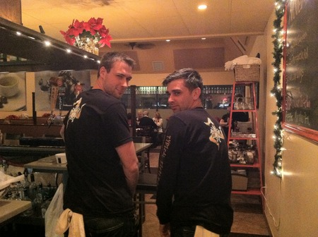 Bar Boyz T-Shirt Photo