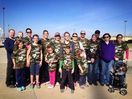 Maggie Moos Crew T-Shirt Photo