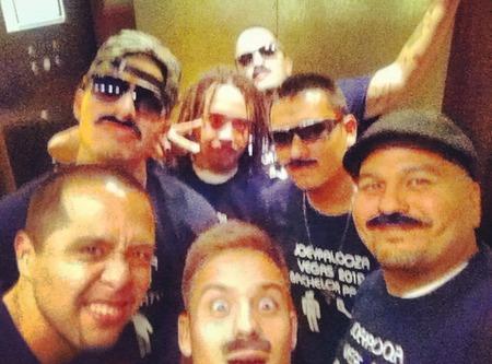 Joeypoolooza 2012 Vegas Bachelor Party T-Shirt Photo