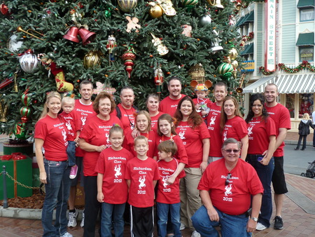 Richardson Clan T-Shirt Photo