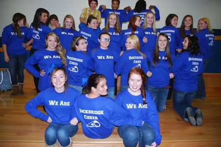 We Are Rockbridge Cheer T-Shirt Photo