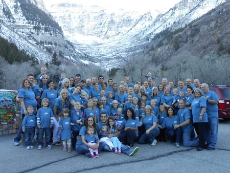 Sanders Aspen Grove Reunion 2012 T-Shirt Photo