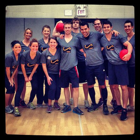 Dental Dodgeball Domination! T-Shirt Photo