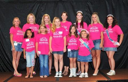 Summer Shine Contestants T-Shirt Photo