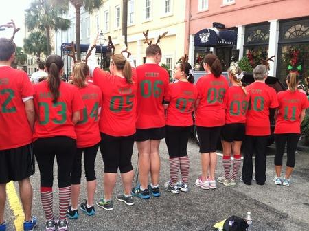 Reindeer Games T-Shirt Photo