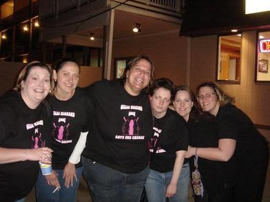 Girls Weekend Sic 2007 T-Shirt Photo