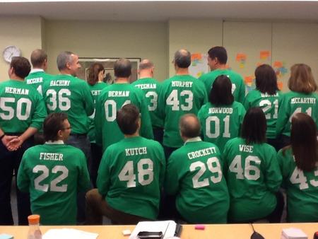 Wmse Senior Team T-Shirt Photo
