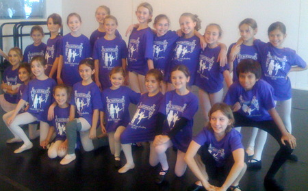 The Nutcracker 2012 T-Shirt Photo