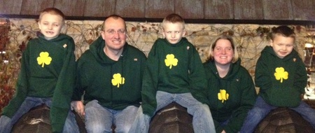 Introducing: The Kane Family T-Shirt Photo