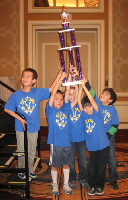 Ps11 Chelsea Chess Mates Win 6th At Nationals T-Shirt Photo