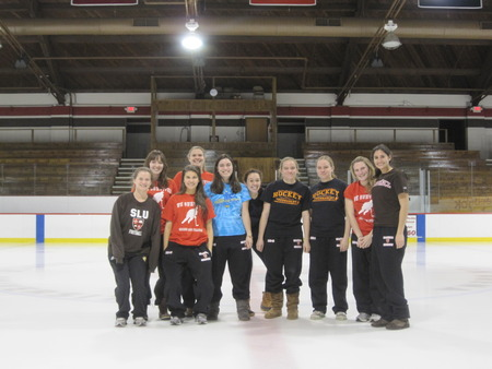 Slu Hockey T-Shirt Photo