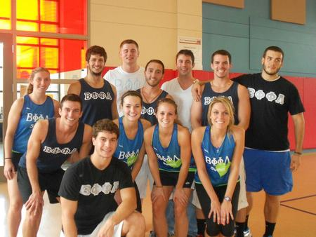 Beta Phi Phi Lambda Dodgeball For Diabetes T-Shirt Photo