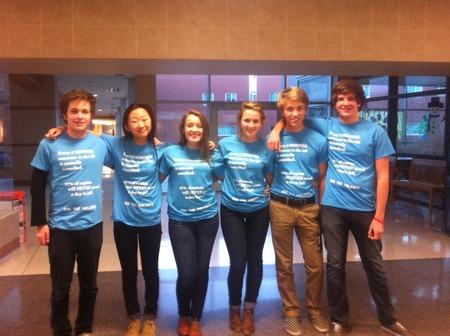 Amnesty International's Day Of Silence Tee! T-Shirt Photo