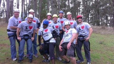 """We Loved """"Chief's Camp"""" T-Shirt Photo"""