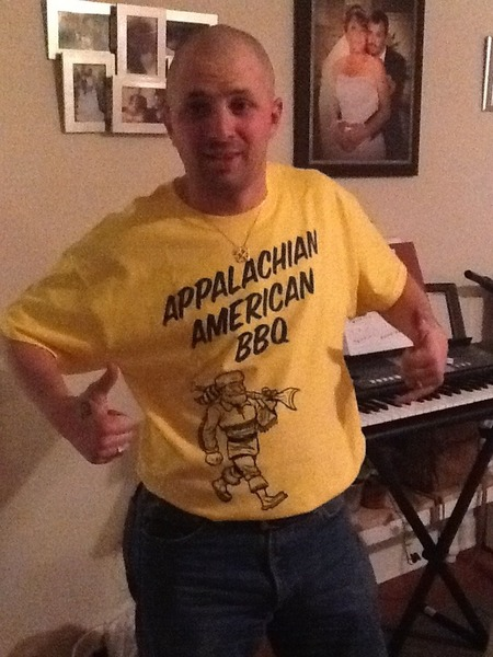 Appalachian American Bbq T-Shirt Photo