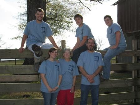 Oak Tree And Acorns T-Shirt Photo