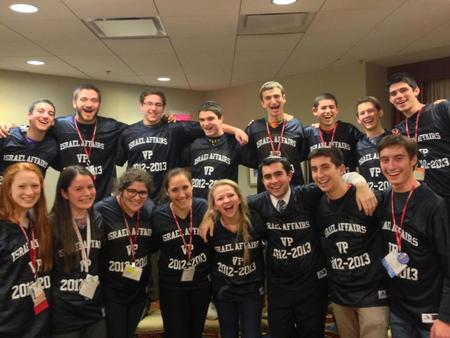 Regional Vice Presidents Of Usy T-Shirt Photo