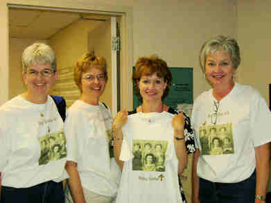 Sisters Reunion T-Shirt Photo
