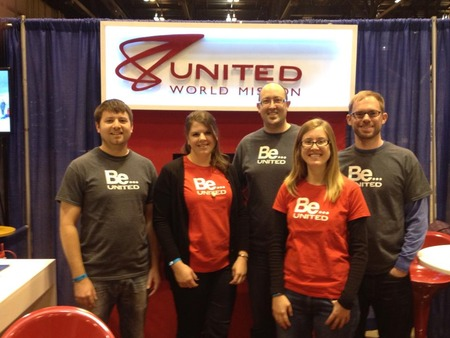 Uwm Team At Urbana Student Missions Conference In St. Louis T-Shirt Photo