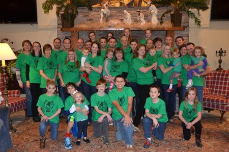 The Texas Murphy Clan ! T-Shirt Photo