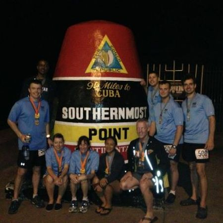 Ragnar Relay Finish Line   Key West! T-Shirt Photo