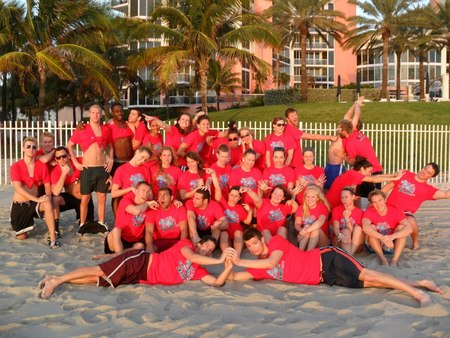 Rcn Jswim Goes To Miami T-Shirt Photo