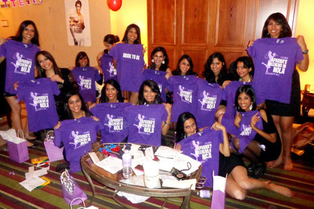 Custom Ink Bachelorette Tshirts Nola Style! T-Shirt Photo