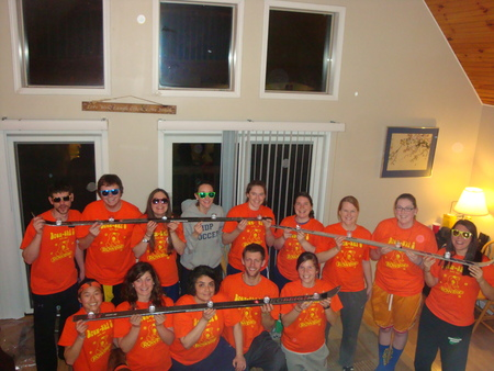 Brew Ski Shot Ski!  T-Shirt Photo