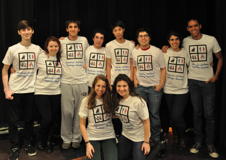 Columbia Prep Senior Theater Project 2013 T-Shirt Photo