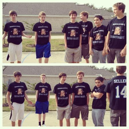 Boys T-Shirt Photo