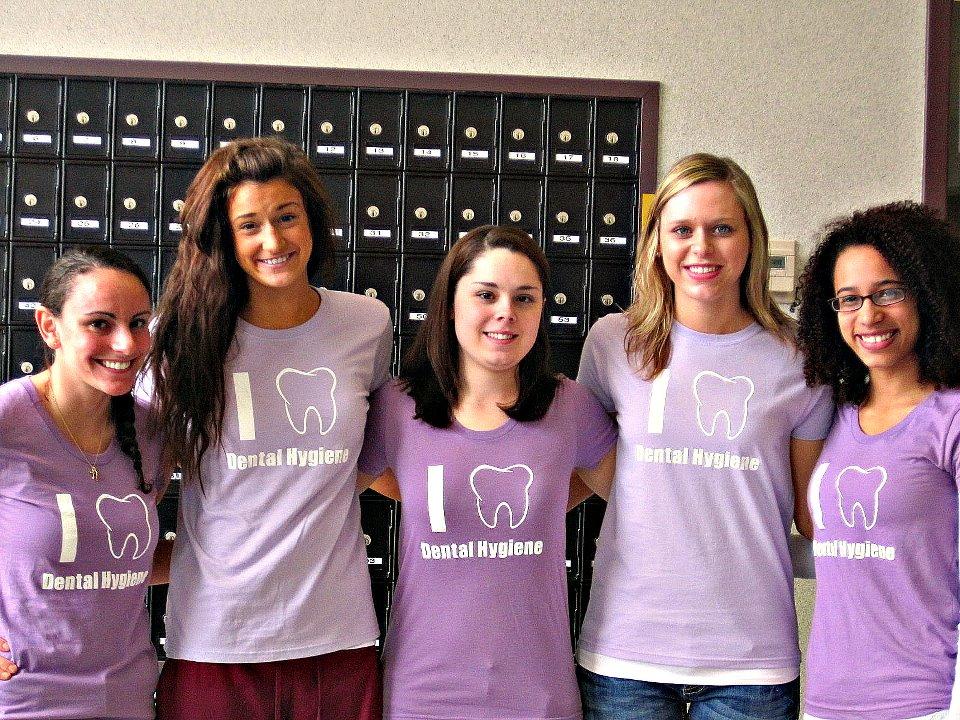 Custom T-Shirts for Dental Hygiene Students! - Shirt Design ...